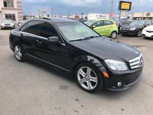 2010 Mercedes-Benz C 300 4MATIC, FINANCEMENT MAISON