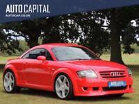 2004 04 AUDI TT 1.8 QUATTRO 3D 221 BHP