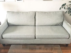 Sofa and chaise (must go before March 30)