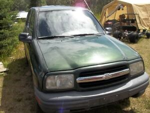 1999 Chevrolet Tracker SUV