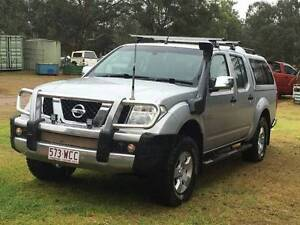 2006 Nissan Navara Ute Broke Singleton Area Preview