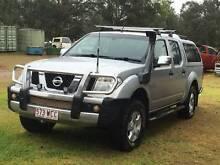 2006 Nissan Navara Ute Broke Singleton Area Preview