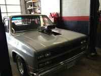 SUPERCHARGED BIG BLOCK C10 SHORT BOX