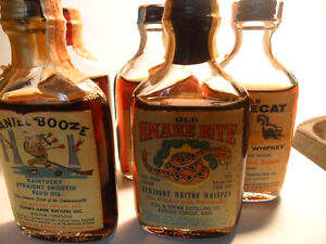 Toy Liquor Mini Booze Bottles London Ontario image 5