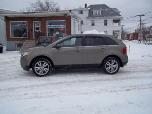 2013 Ford Edge Limited AWD. St # 991