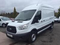 2014 (64) FORD TRANSIT 350 HI ROOF LONG WHEEL BASE LWB PANEL VAN
