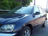 2005 Chrysler Pacifica TOURING,LEATHER,ROOF,LOADED,CERT$2975