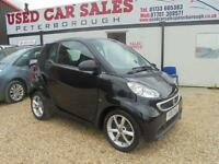 2013 13 SMART FORTWO 1.0 PULSE MHD 2D AUTO 71 BHP
