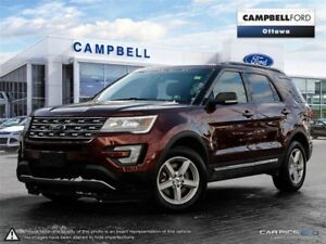 2016 Ford Explorer XLT AWD-LEATHER-NAV 38,0000 KMS