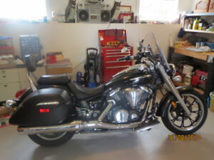 2009 YAMAHA 950  V-STAR TOURING