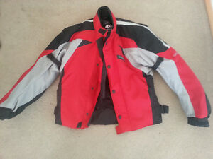 Padded Motorcycle Jacket, great condition