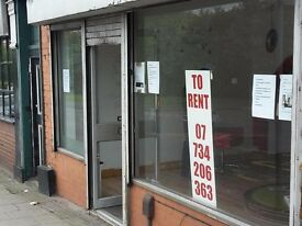 FOR RENT | Shop and 2 bedroom | Waterloo Road |Stoke-on-Trent