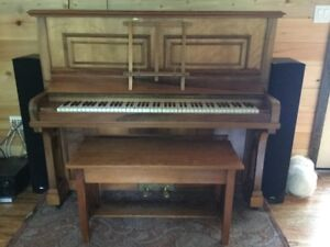 Farrand Upright Parlor Piano