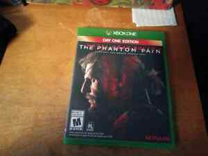 Metal gear solid 5 for xbox one