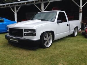 1989 GMC Short Box Reg Cab