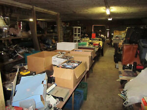 CLEAR OUT MEGA BARN SALE