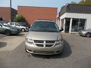 2006 Dodge Caravan SXT Minivan 167000 km safety and E test