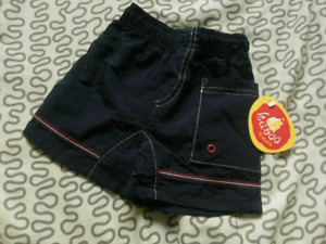 Baby boy swim shorts for 6M old brand new w tags!