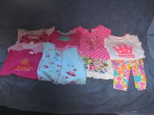 size 6 to 12 months