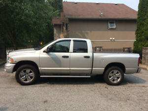 VERY CLEAN 2005 DODGE RAM REDUCED PRICE
