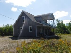 Cottage & 12 Acres for Sale