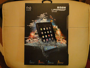 Brand New LifeProof Fre Ipad Air 1 Black Case 100% Authentic!
