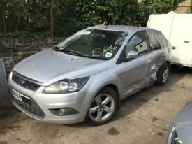 2008 Ford Focus 1.8 diesel breaking for spares all parts available call 07936356945