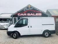 FORD TRANSIT 2.2 260 LR 85 BHP DIESEL SWB NO VAT 2 PAY FINANCE PARTEX WELCOME