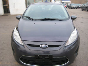2012 Ford Fiesta SE SedanCAR PROOF VERIFIED SAFETY AND E TEST IN