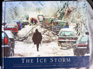 The Ice Storm story and photo book