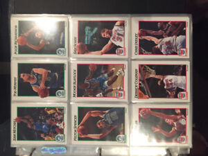 Sports Trading Cards- basketball