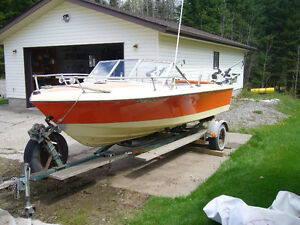 salmon and lake trout trolling boat for sale