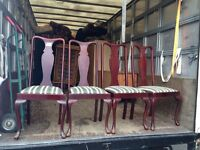Chairs sets 4 or singles