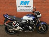 SUZUKI GSX 1400, 2007, ONLY 2 OWNERS, 26,390 MLS, EXCELLENT COND, LOTS OF EXTRAS