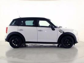 2012 MINI COUNTRYMAN 1.6 Cooper D 5dr