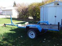 Utility Trailer 4'x8' Bed