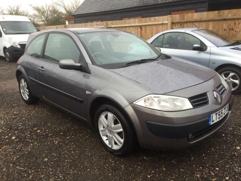 2005 renault megane 1 5 dci oasis 3dr in houghton regis bedfordshire gumtree. Black Bedroom Furniture Sets. Home Design Ideas