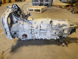 JDM TY754VBAAA Subaru Impreza Legacy Turbo 5 Speed Transmission