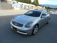 2004 Infiniti G35 Auto Fully Loaded