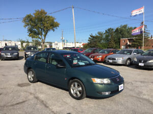 2006 Saturn ION Sedan Safety & Etested! ONLY 84 KM's