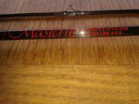 Masterline 8.5 ft fly rod