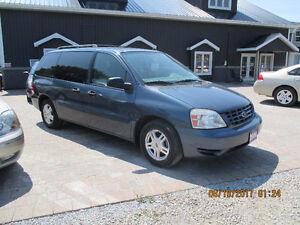 2006 Ford Freestar SE Minivan, Van