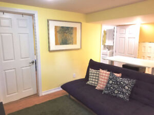 Lavish Furnished 1 Bedroom + Den Short-Term Rental