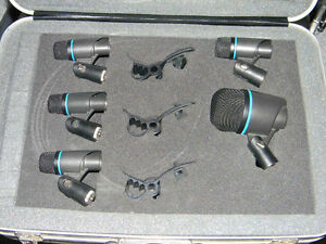 Apex Drum Mic Set