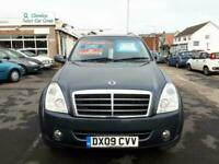2009 Ssangyong Rexton 270 SPR 2.7 Diesel Auto From £6,295 + Retail Package 4x4 D