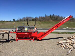 Gear Up For Spring Firewood Processor Special $180.00 / Month