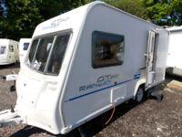 Bailey Ranger GT60 460/2 Lightweight 2 Berth Touring Caravan