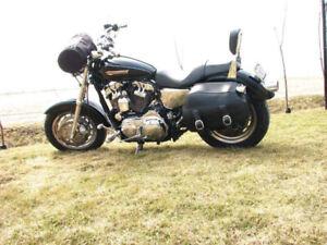 Harley Davidson Sportster XL 1200  2008
