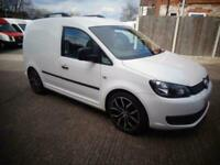 VW CADDY VAN 2015, ONE OWNER SERVICE HISTORY