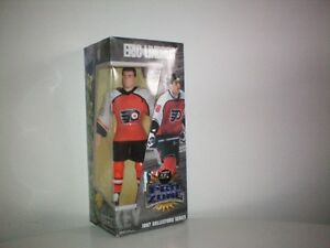 "Ancien 1997 Flyers Eric Lindros NHL Pro Zone 12"" Figure Hockey"